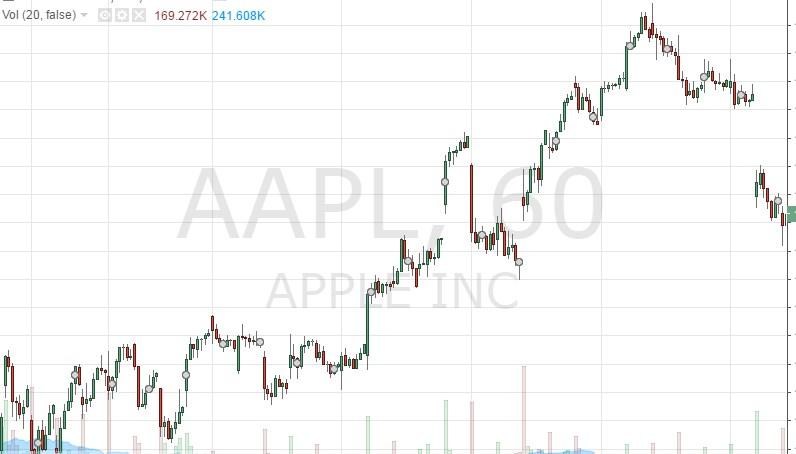 Un beau décollage pour l'action Apple