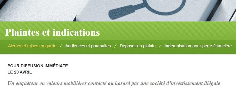 Site de MSC
