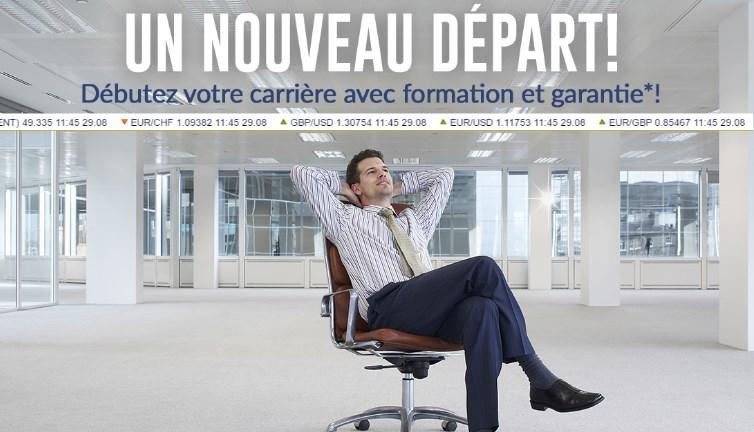 OptionWeb offre des avantages uniques aux clients français