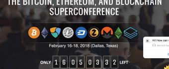 La Superconférence Bitcoin, Ethereum et Blockchain