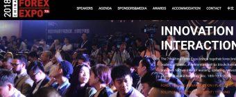 China Forex Expo 2018 : entre Forex et cryptomonnaies