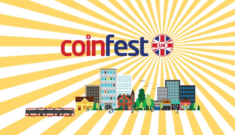 La nouvelle édition du CoinFestUK s'annonce