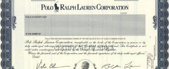 Acheter l'action Ralph Lauren : prix et notre analyse du cours