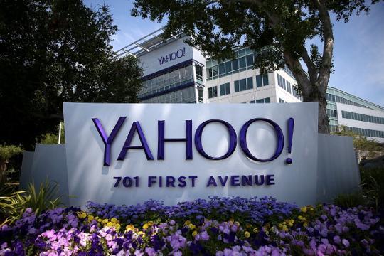 Bilan de l'action Yahoo