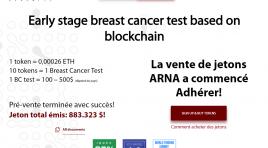 Arna Genomics lance une crypto-monnaie pour lutter contre le cancer