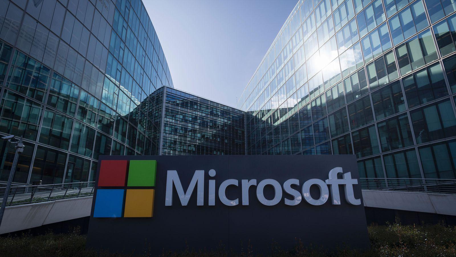 Bilan de l'action Microsoft