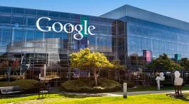 Trader l'action google