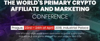 La somptueuse Crypto Affiliate Conference à Prague