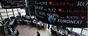 Bilan l'indice boursier Euro Stoxx 50
